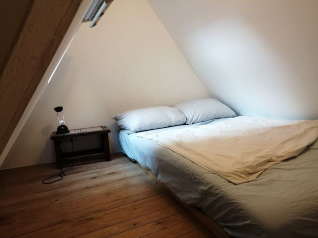 Room in a cute and central Brussels house