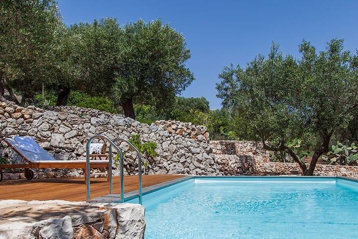 Apulia Villa with a swimming pool