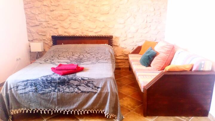 Habitación 3 privada con baňo compartido Ibiza
