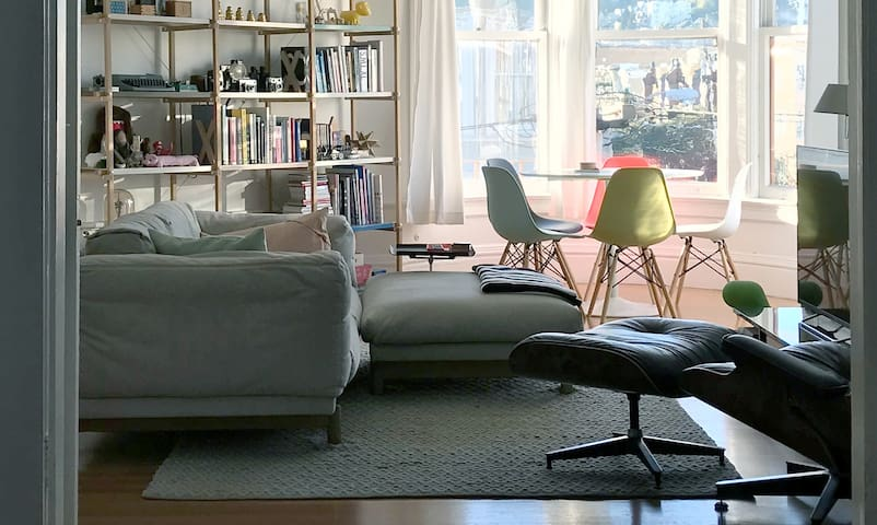 Charming Modern Victorian Flat