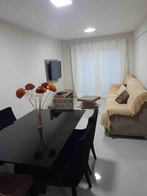 Excellent apartment 50m from the hot spring park