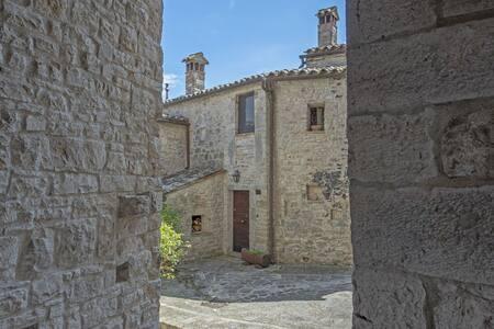 Casetta Gentile - In the green Umbria (Italy)