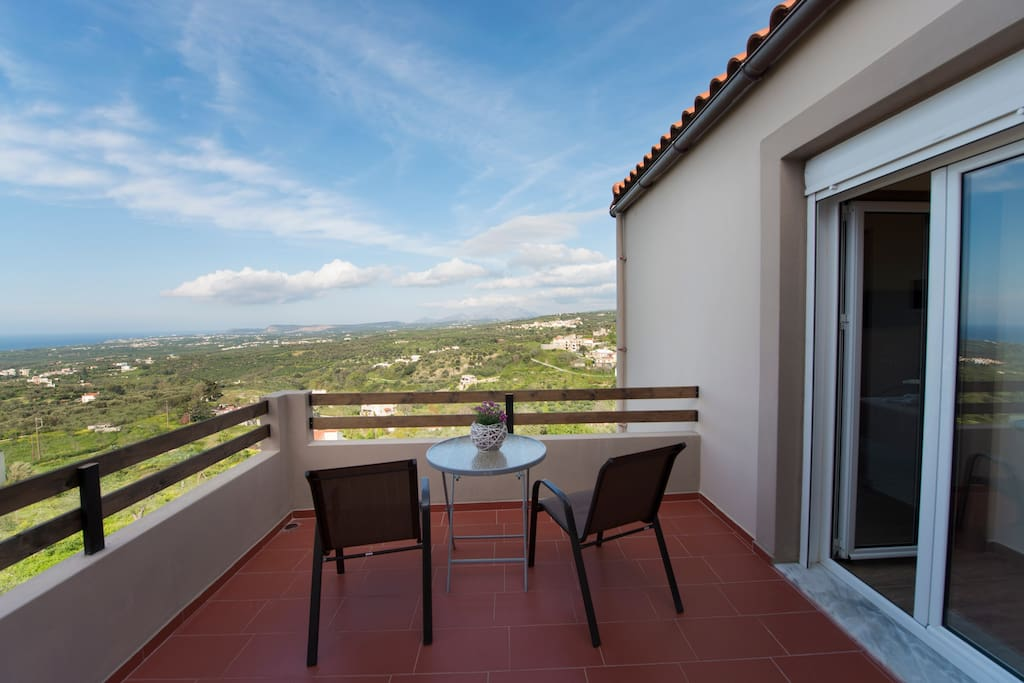 Enjoy the spectacular view from the bedroom!!