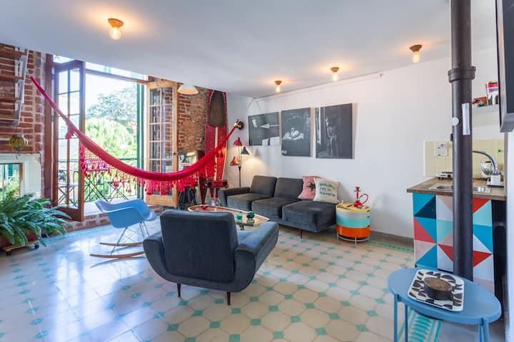 PhotoLoft / Luxury Loft in Old Havana