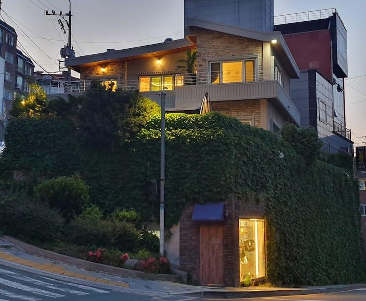 아이비하우스-자연을 담은 집(2층단독)   Missionary Rest Area