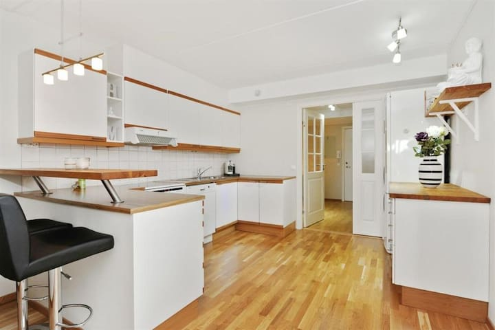 Pleasant and convenient flat, easy access to city - Oslo - Apartment