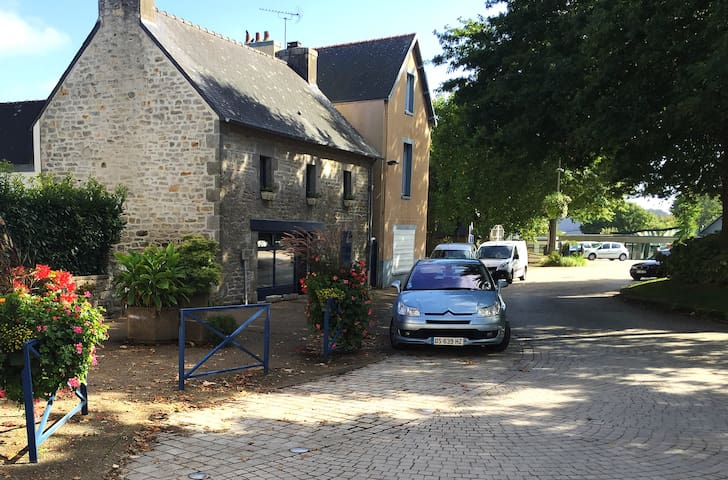 Brittany Vacation Rental near Quimper - Plomelin - Apartament