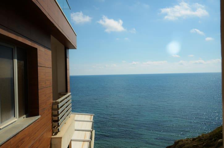 Costa del Sol. The best & quietest part of Durres.