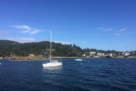 An Urban Retreat - 38' Sail Boat - Seattle - Boat