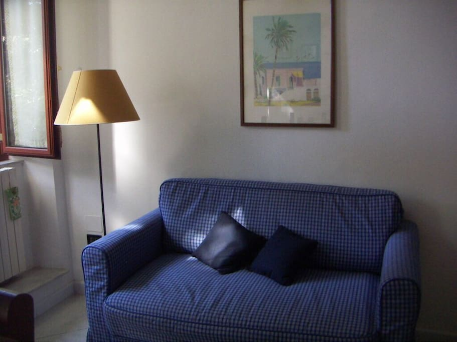 Salone divano - living room sofa - salon sofa