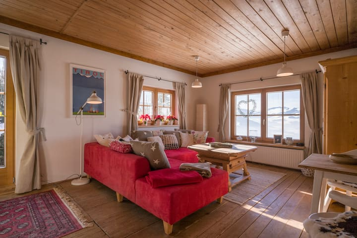 Cosy Country Chalet! SKI IN- SKI OUT - Westendorf - Huis