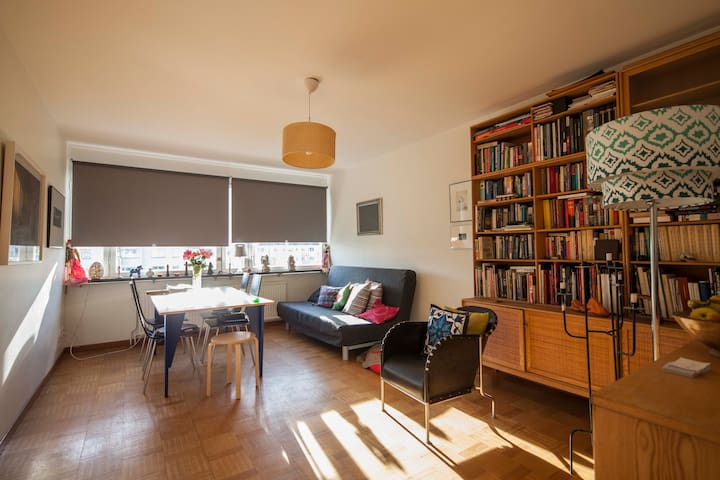 Cozy and Practical Apartment in Gärdet/Östermalm