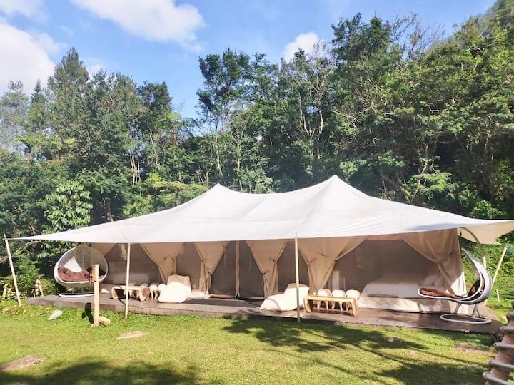 Royal Suite Glamping Forest Garden Cisarua Puncak