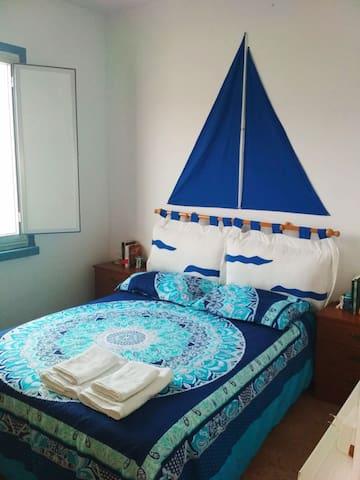 Habitación Doble a 500 Metros de la Playa de Nois