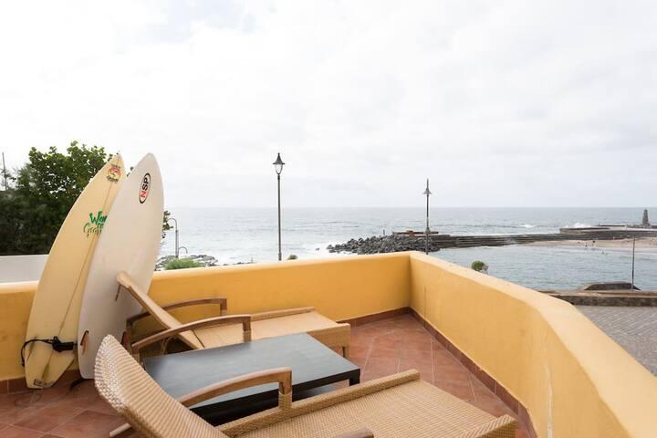 El Golpe de la Ola - Bajamar - Apartment