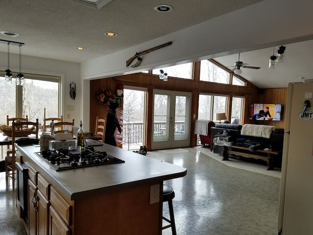 Beech Mountain Getaway 3 bdrm 3 ba - Beech Mountain - บ้าน