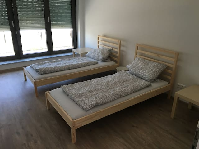 90m² Penthouse at the Subway 10 Min to Oktoberfest - München - Appartement