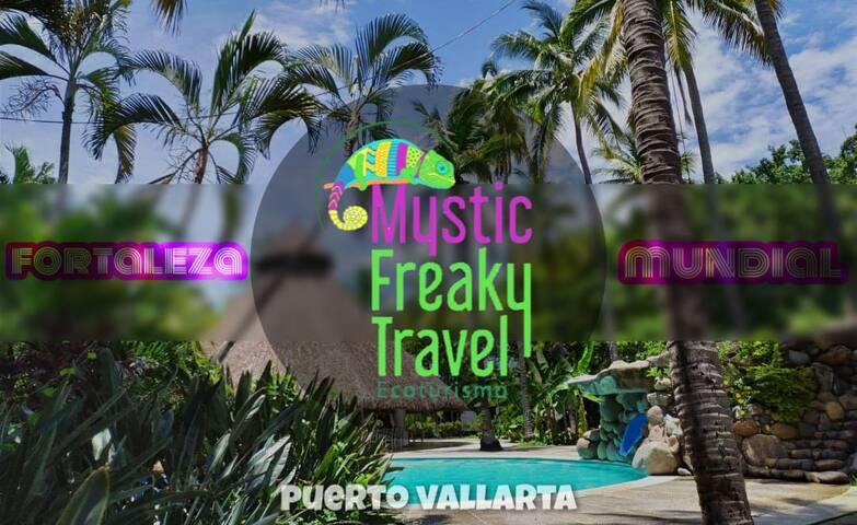 신비한 요새 기묘한 여행 푸에르토 발라 타