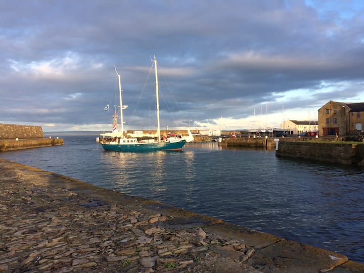 Cosy apartment on the Quayside - Lossiemouth