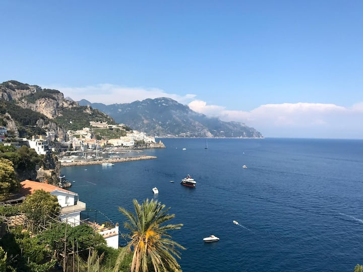 Luxury Apartment Amalfi