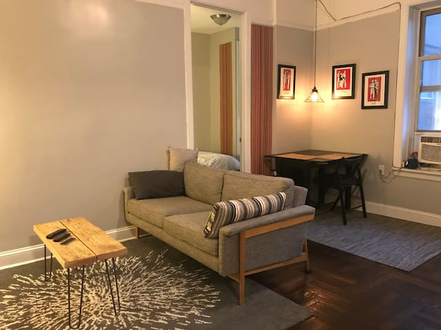 Sunny renovated 1 BR in Brooklyn by Prospect Park