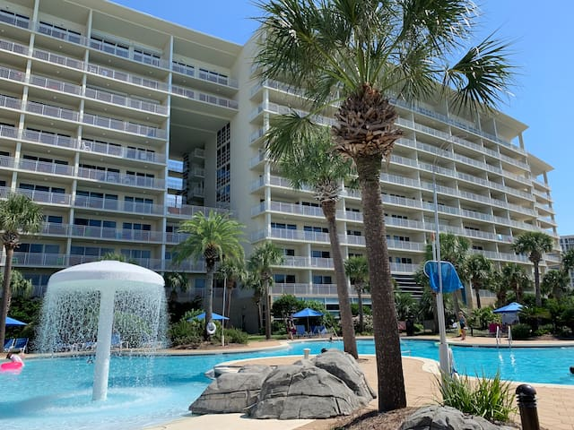 Beach is OPEN~Highly Rated 3 br Family Condo!