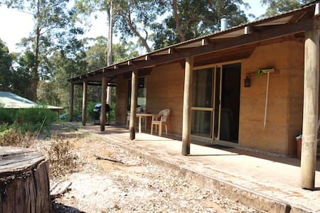 Cottage Retreat on the Warren River in the Karris