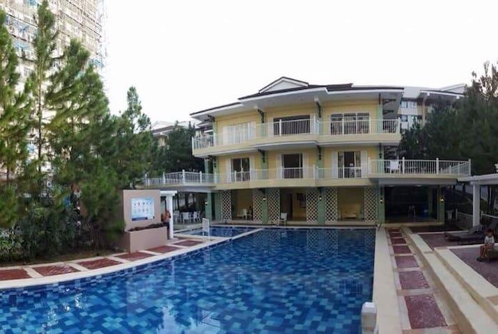 A Bright&Cozy 2BR Condo in Camella - Davao City - Kondominium