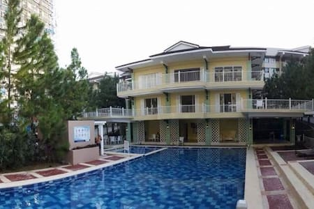 A Bright&Cozy 2BR Condo in Camella - Davao City - Condominio