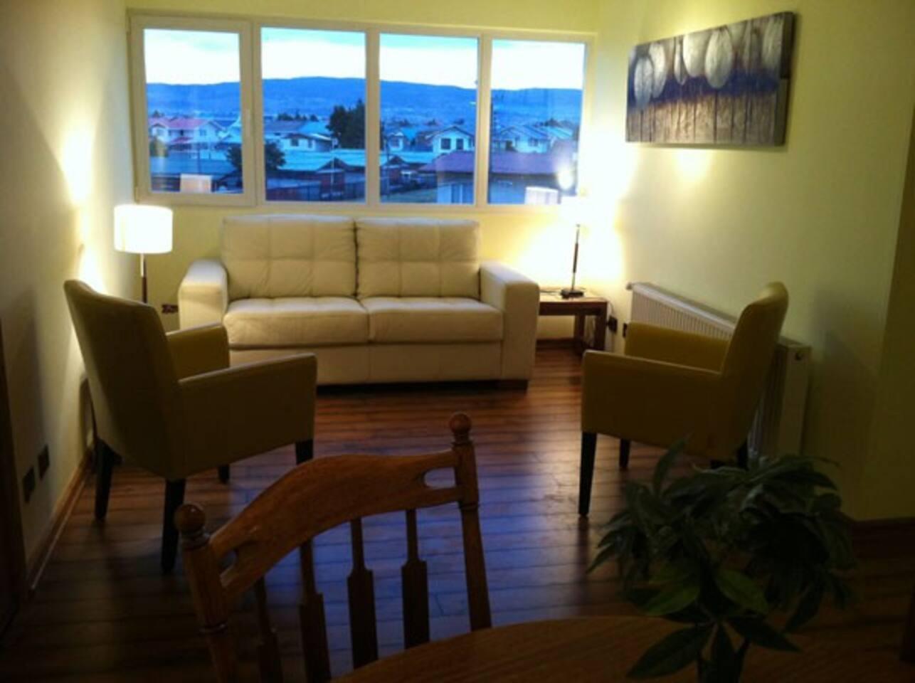 Lindo Departamento En Av Bulnes Punta Arenas Departamentos En  # Muebles Lenga Punta Arenas