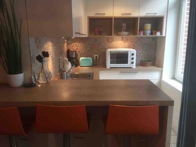 Appartement 2 pièces- Lille Gambetta
