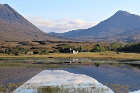 GLASNOCK HOUSE - luxury home in Scottish Highlands