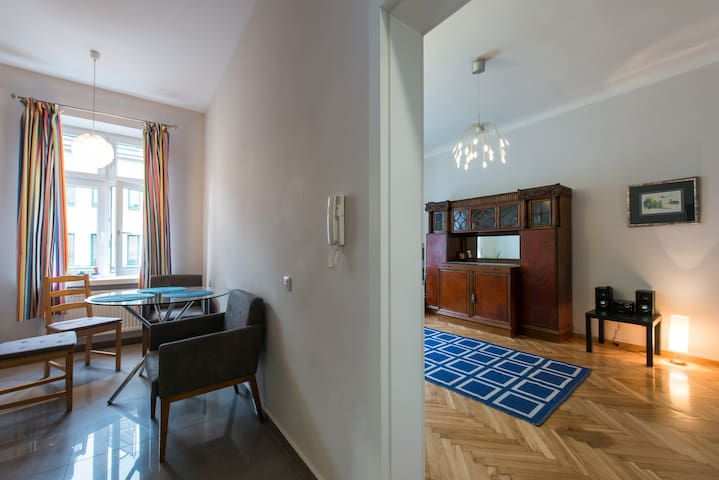The apartment in the Center of Krakow