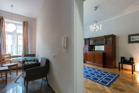 The apartment in the Center of Krakow - Kraków