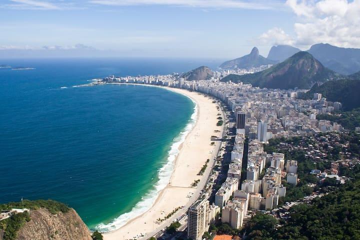The best of Rio - Rio de Janeiro - Lejlighed