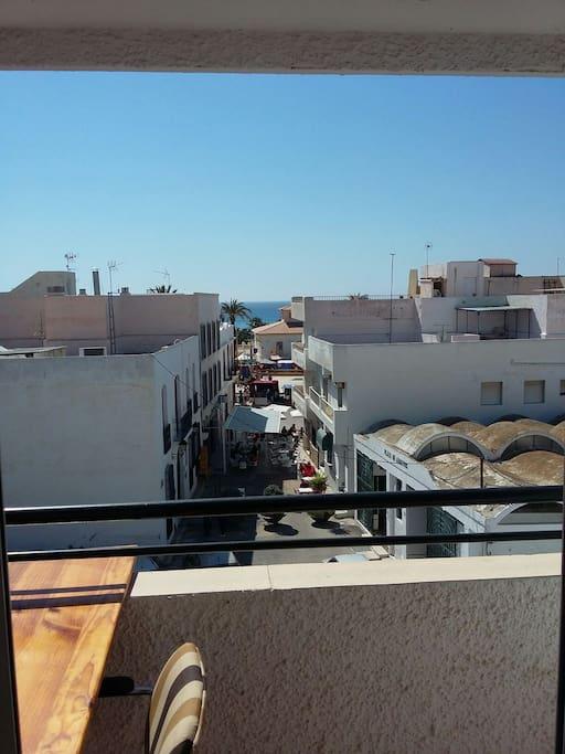 Carboneras centro con vistas al mar apartamentos en alquiler en carboneras andaluc a espa a - Alquiler casa carboneras ...
