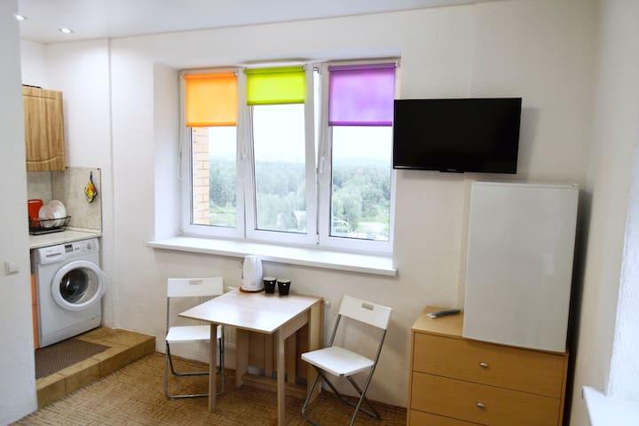 Квартира-студия в Звенигороде