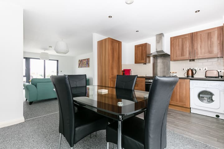 Stunning Penthouse located in the heart of Belfast