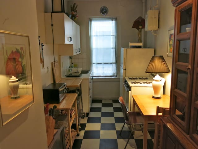 Bountiful Space and Cozy Home - New York - Wohnung