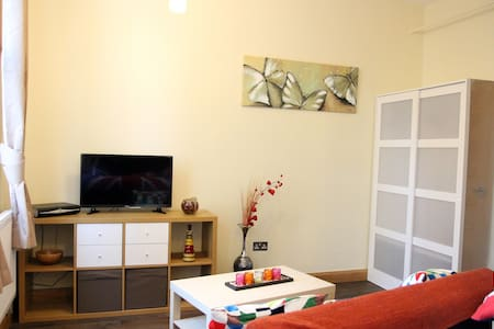 Central London (Zone 1) + One tasty meal a day - London - Apartment