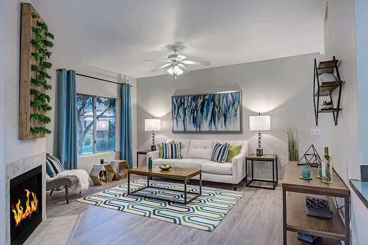 Entire apartment for you | 1BR in Marana