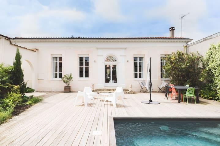 Villa Parc Bordelais Bordeaux