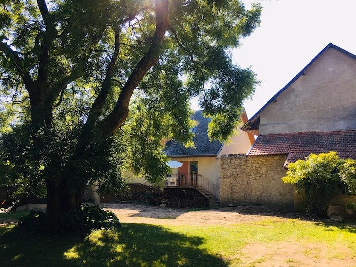 The Paradise Garden House