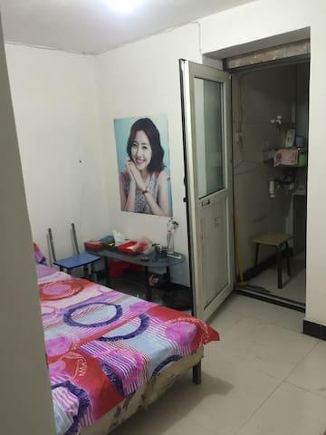 出租桦树世家院内负一楼 - Zhengzhou - Appartement