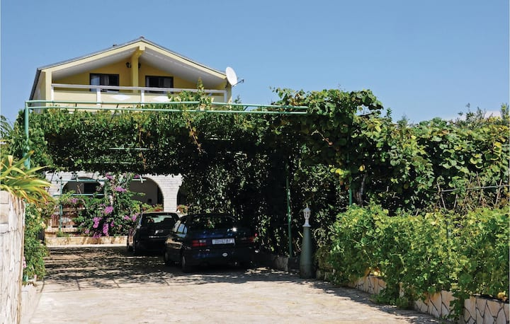 Nice home in Biograd with WiFi and 1 Bedrooms