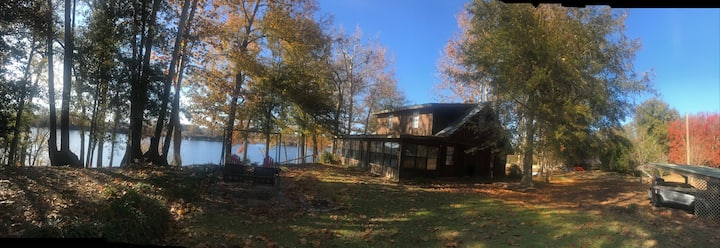 Lake House on Black River Lake in Concordia Parish