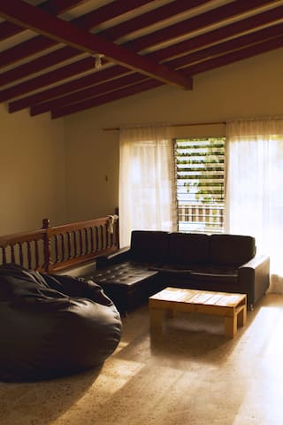 Big room in a comfortable house in Envigado