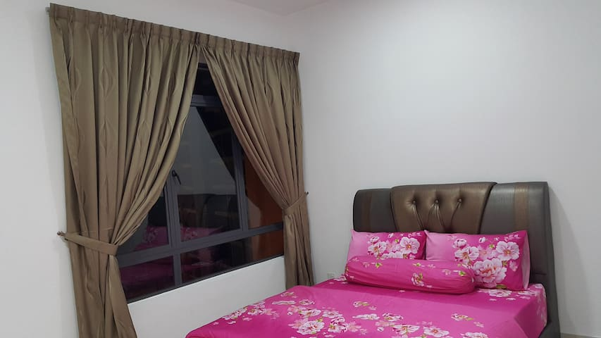 Ameera Residence @ Mutiara Heights Master bedroom - Kajang - Condominio