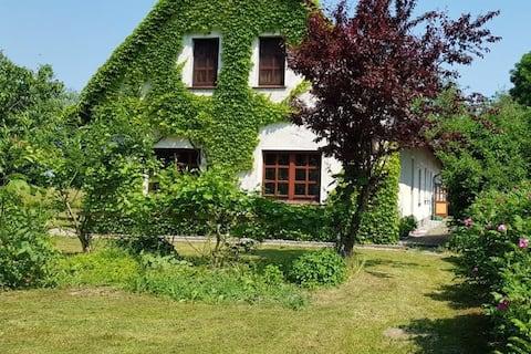 Natur&Meer: Ferienwohnung im idyllischen Landhaus
