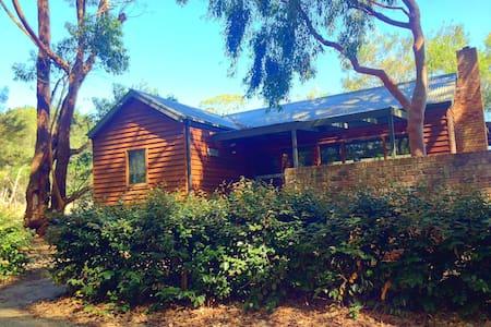 Cedar Cottages Near Lorne - Deans Marsh - Alpstuga